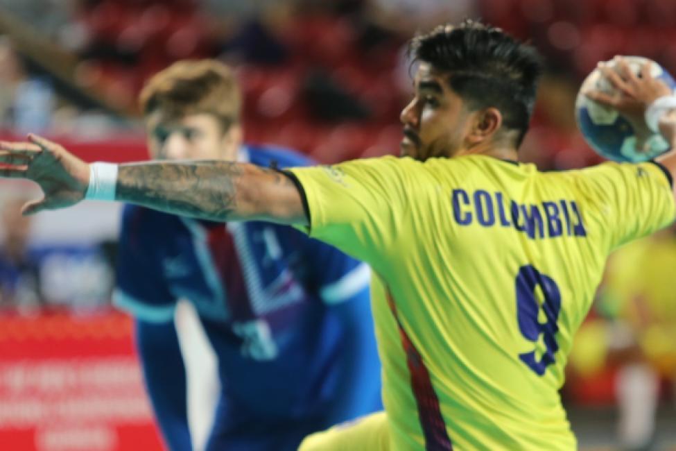 Great Britain vs Colombia