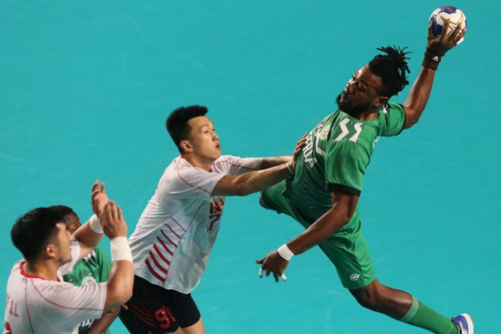 PR of China vs Nigeria