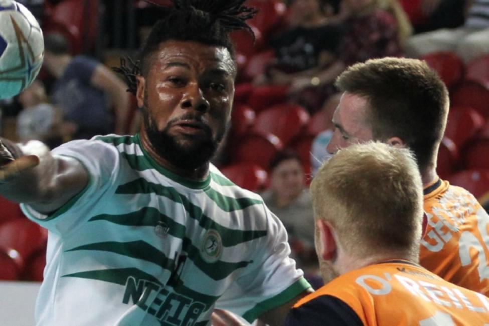 Ireland vs Nigeria