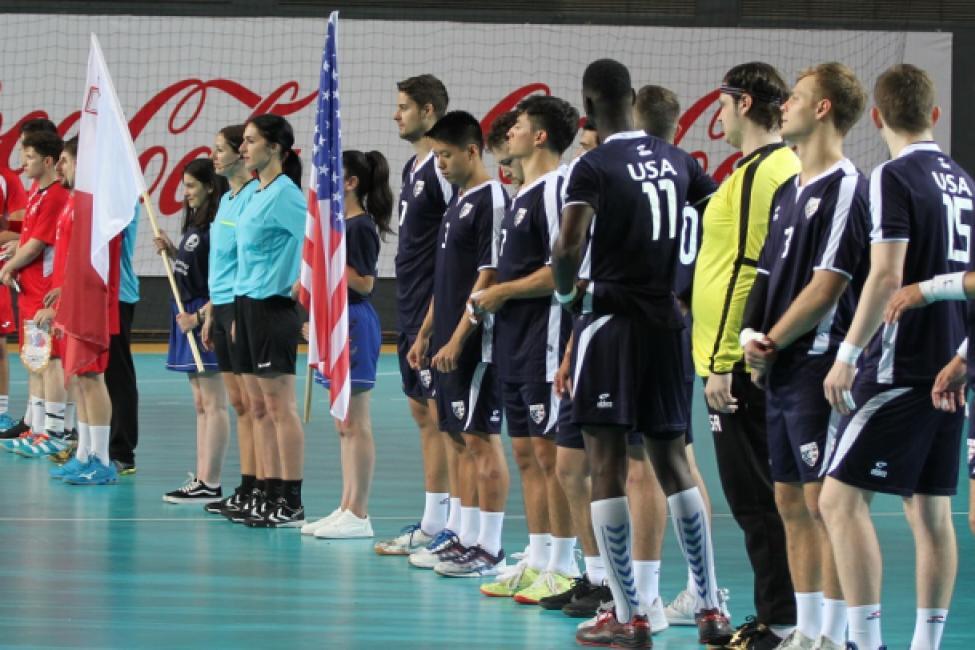 USA vs Malta