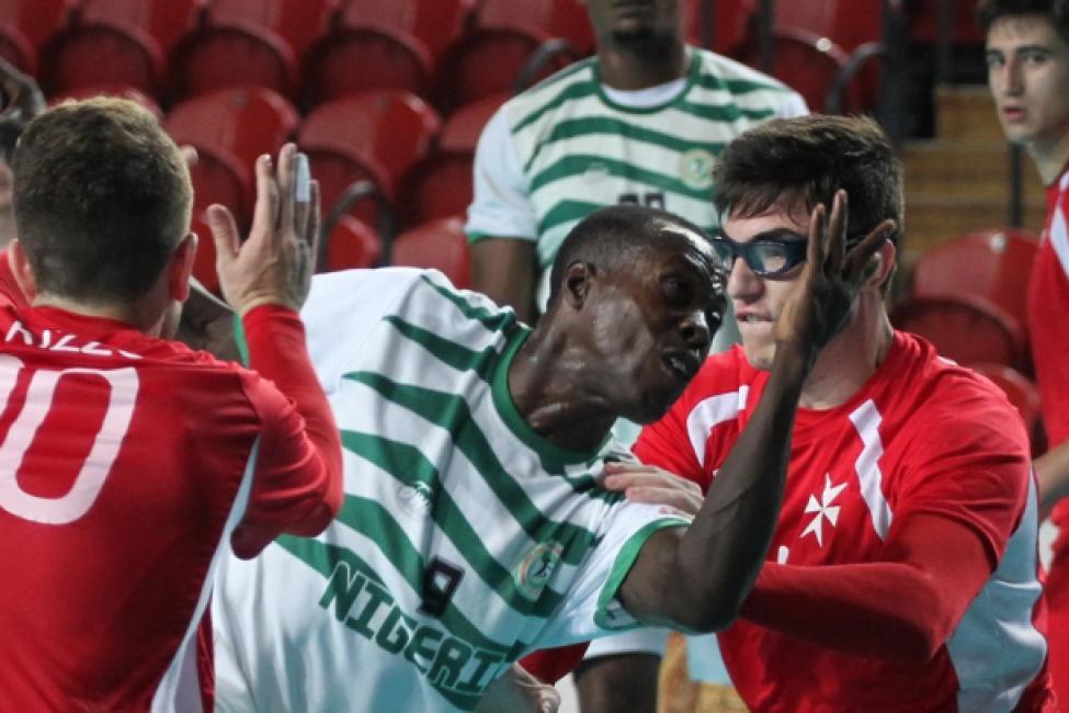 Malta vs Nigeria