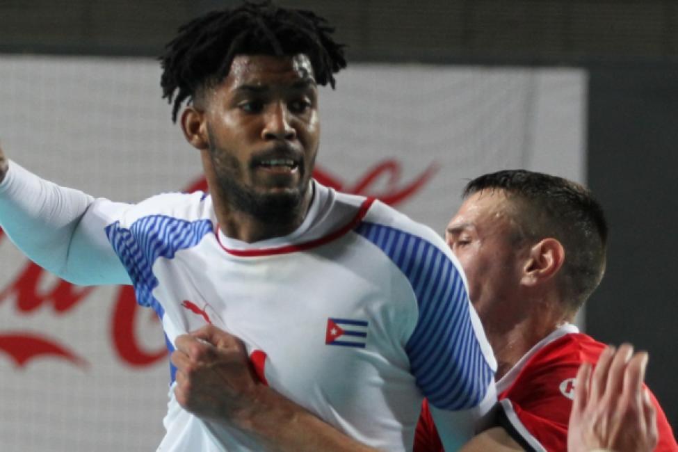 Cuba vs Bulgaria