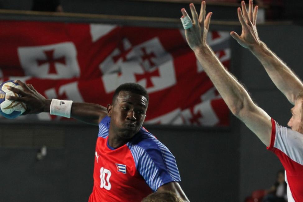 Cuba vs Georgia