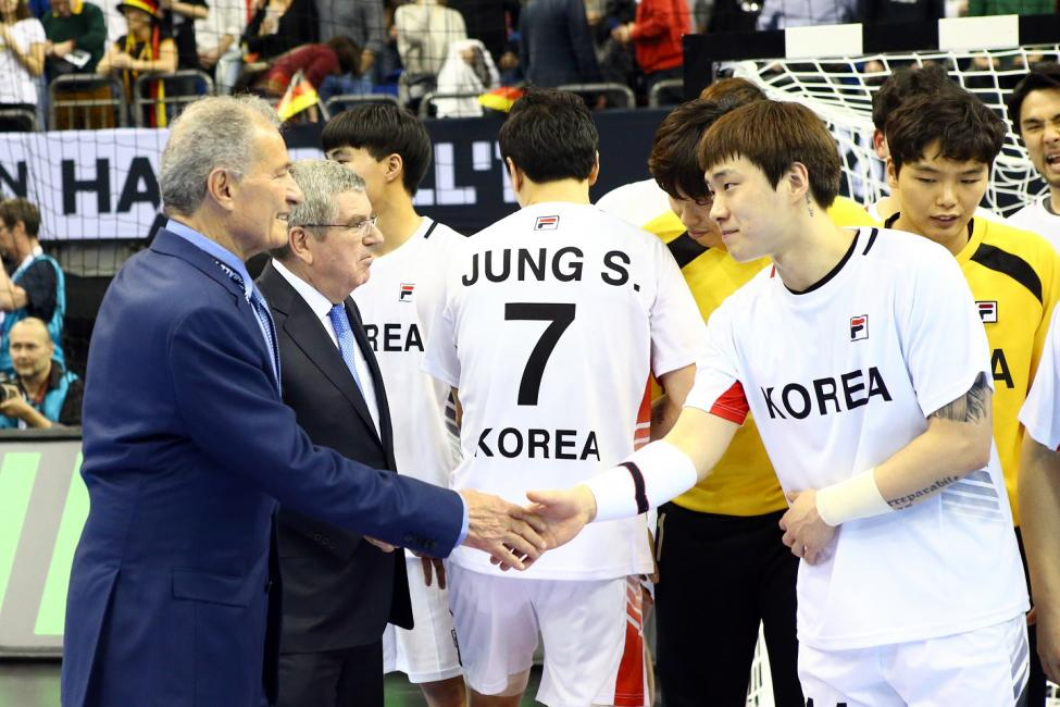 Unified Korea