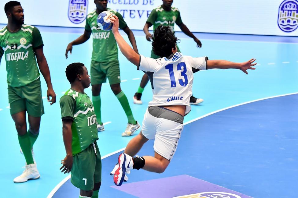 Nigeria vs Chile