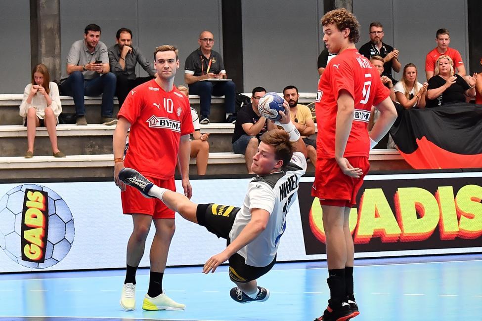 Denmark vs Germany