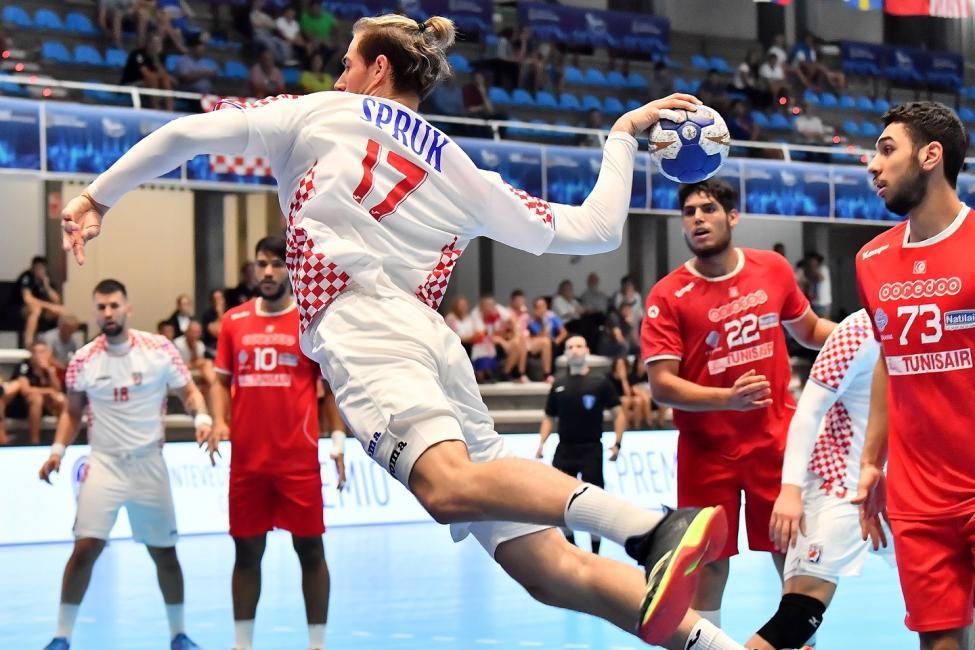 Tunisia vs Croatia