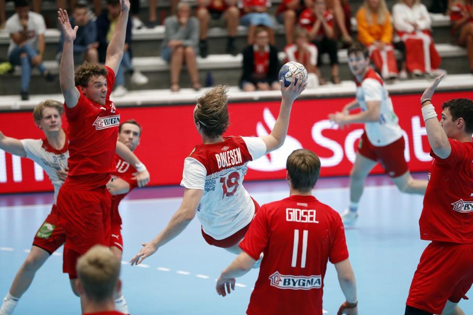 Norway vs Denmark