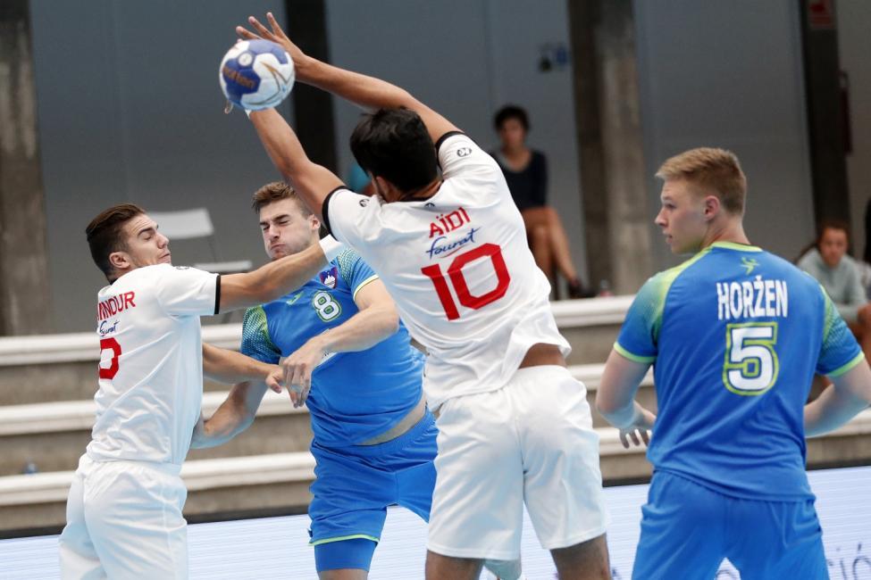 Slovenia vs Tunisia
