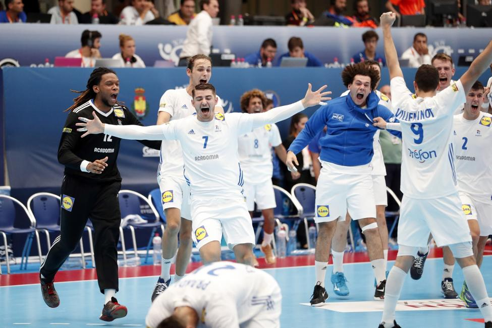 Egypt vs France