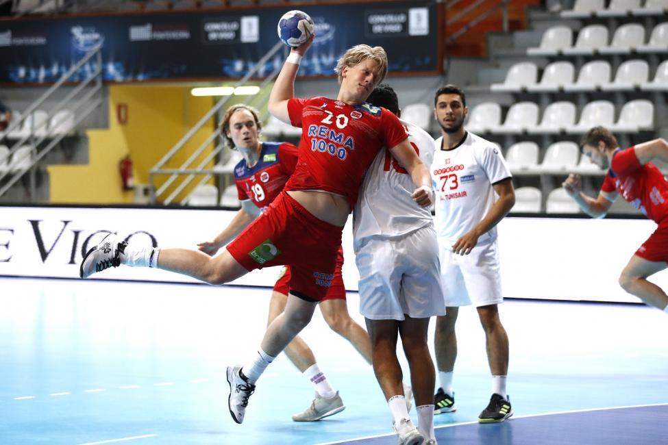 Norway vs Tunisia