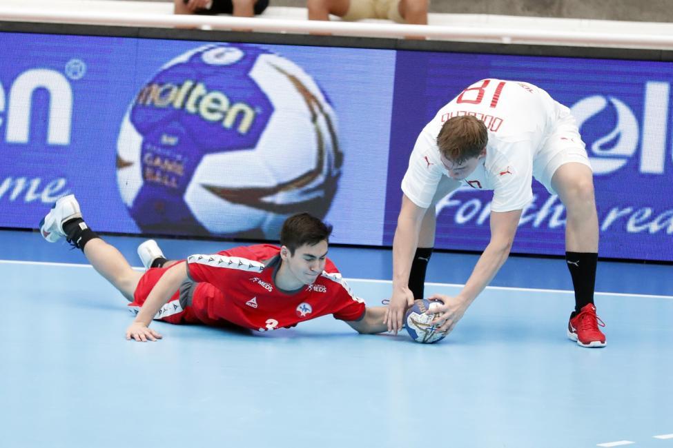 Denmark vs Chile
