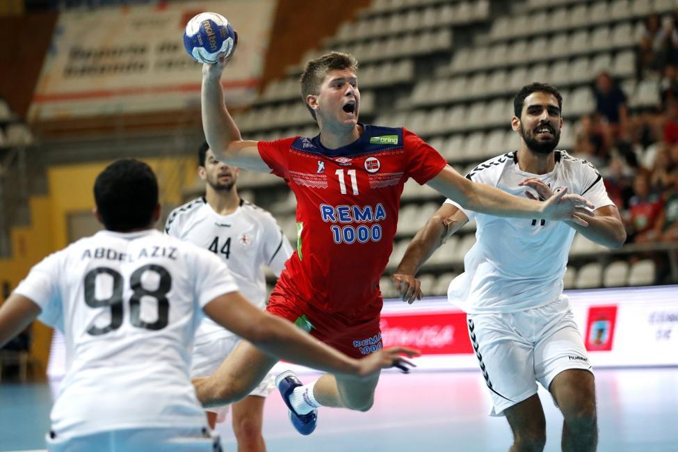 Egypt vs Norway