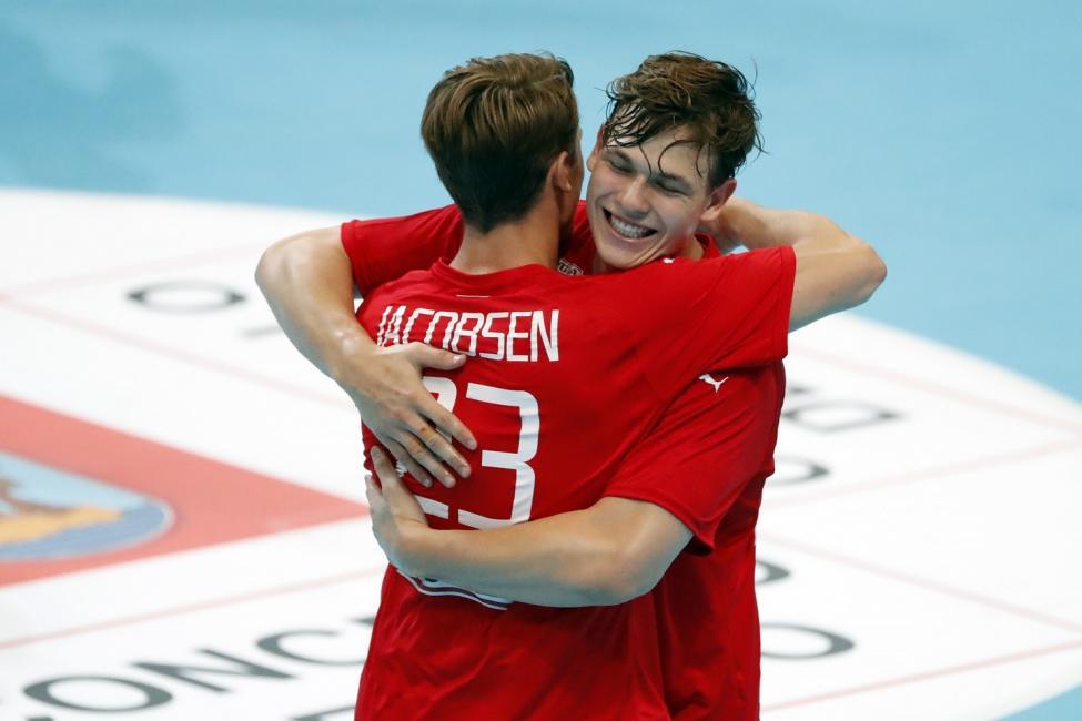 Denmark vs Slovenia