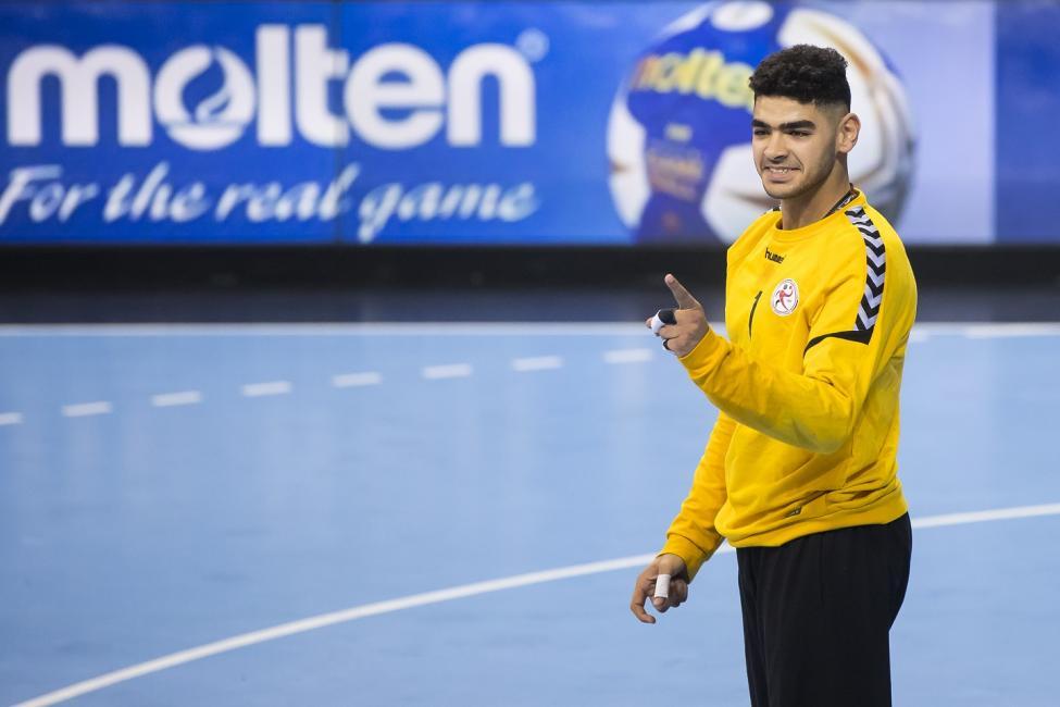 Goalkeeper: Abdelrahman Mohamed Homayed, EGY