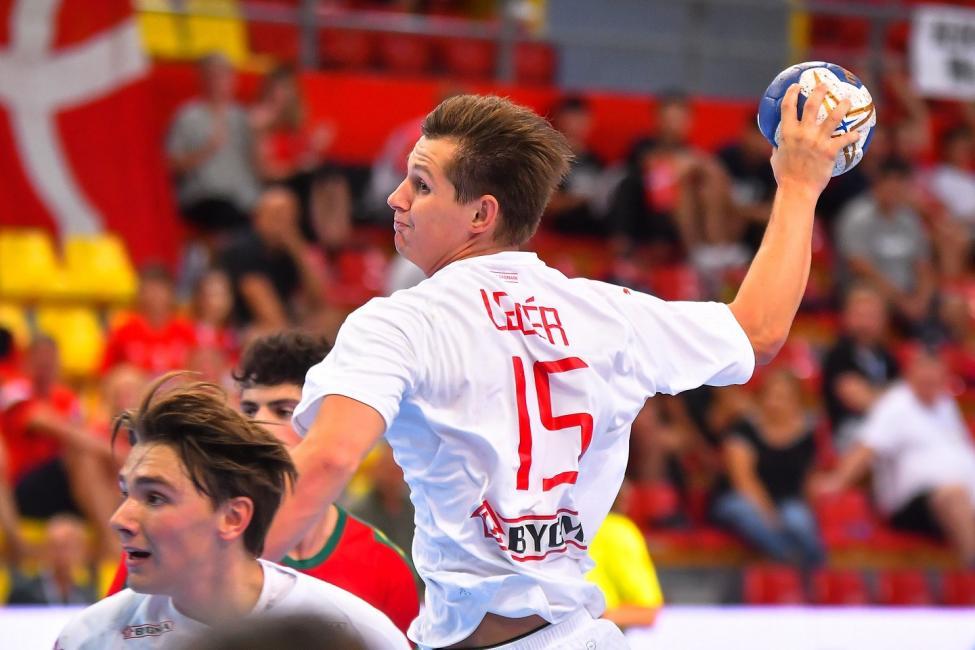 Centre back: Lauritz Reinholdt Leger, DEN