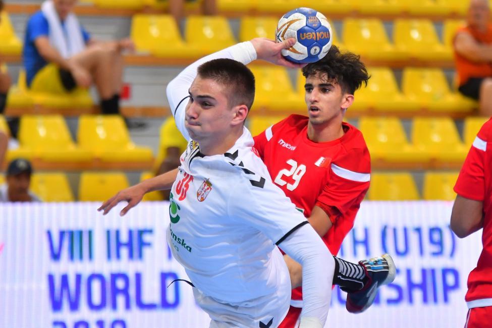 Bahrain vs Serbia