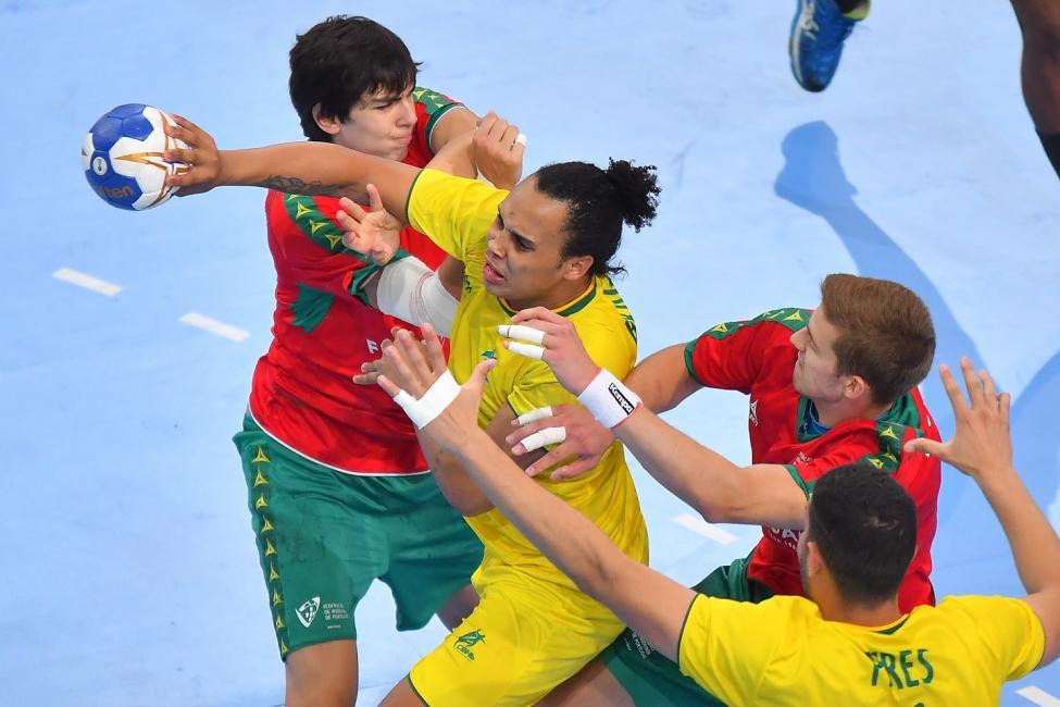 Brazil vs Portugal