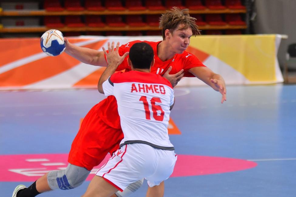 Denmark vs Bahrain
