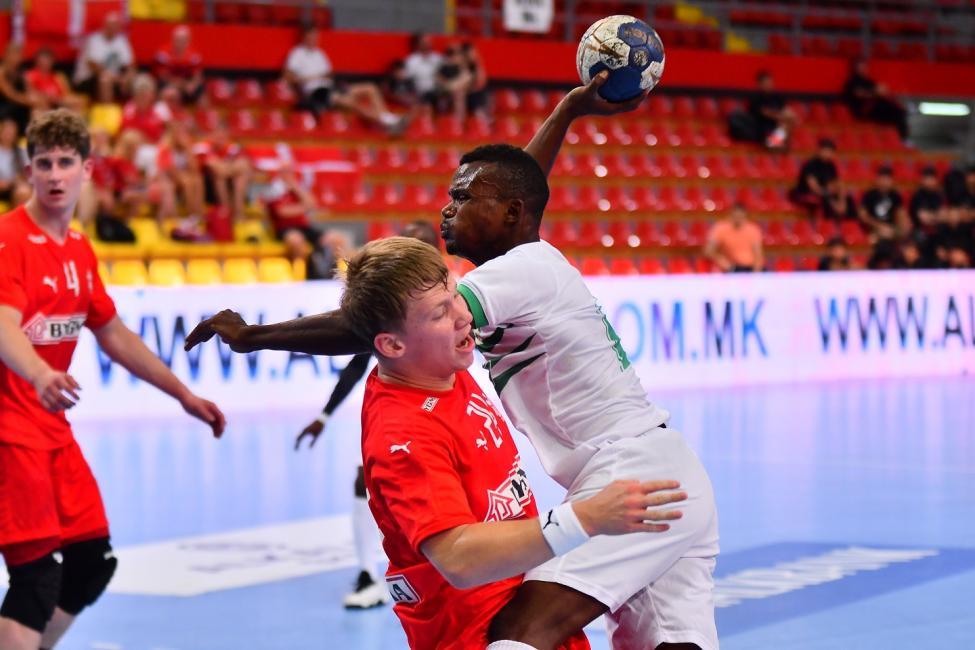 Denmark vs Nigeria