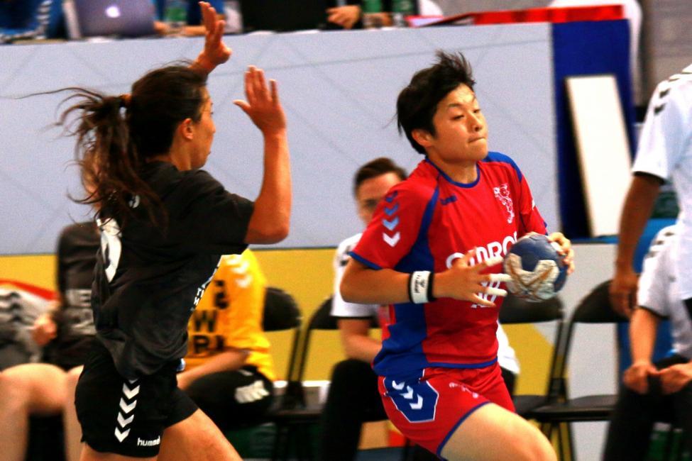 OMRON vs New York City Team Handball