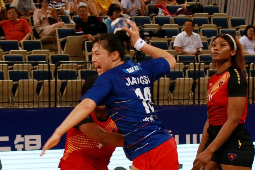 Agosto Luanda vs Jiangsu Team