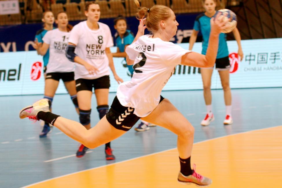 New York City Team Handball vs Kaysar Club