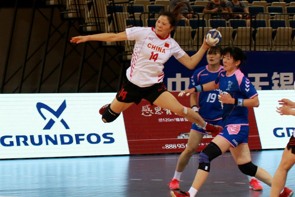 OMRON vs Chinese National Club