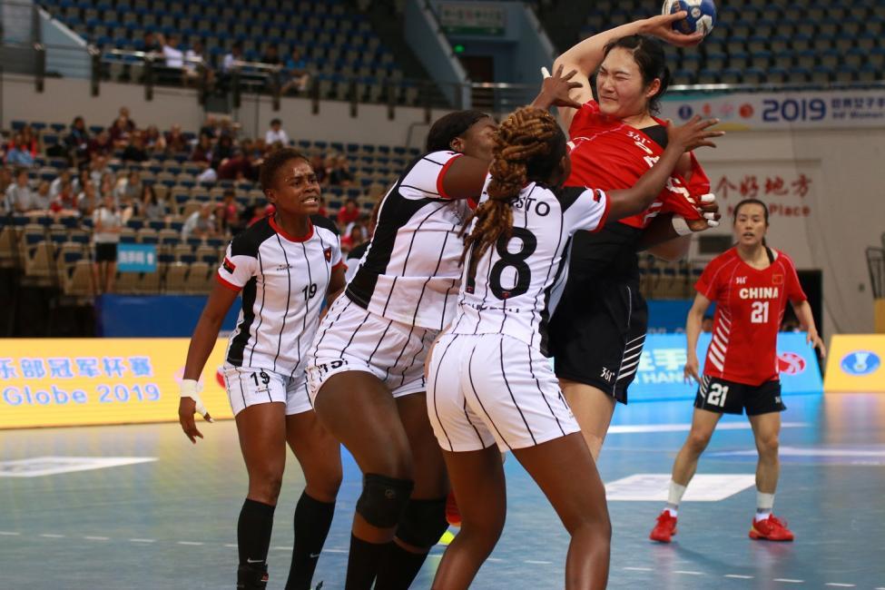 Chinese National Club vs Agosto Luanda