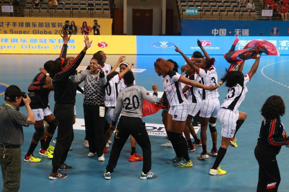 Winners Agosto Luanda