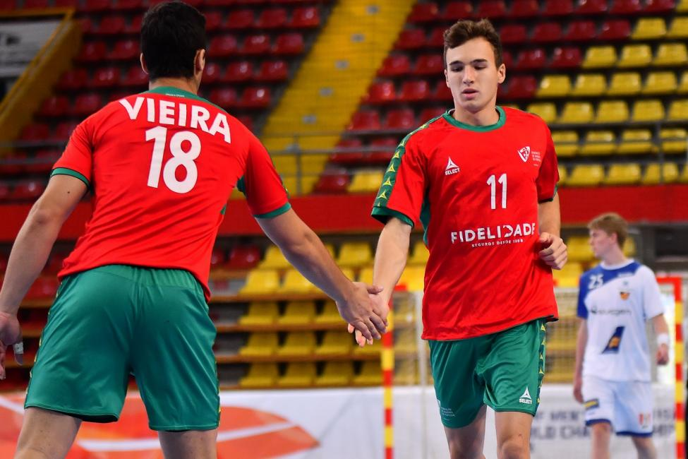 Iceland vs Portugal