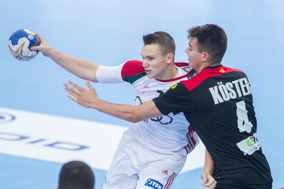 Best defender: Julian Köster, GER
