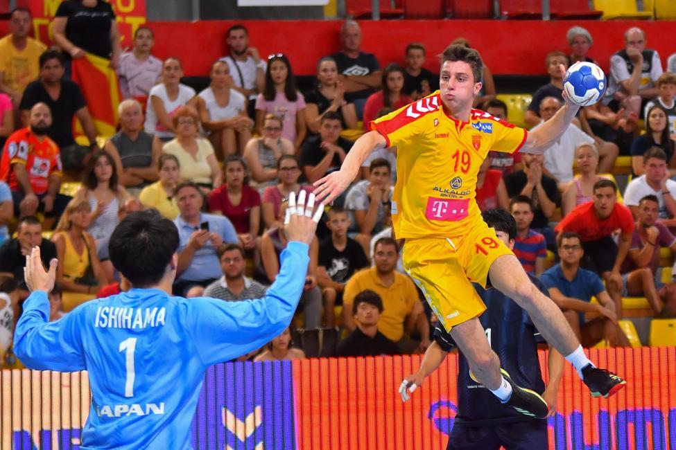 North Macedonia vs Japan