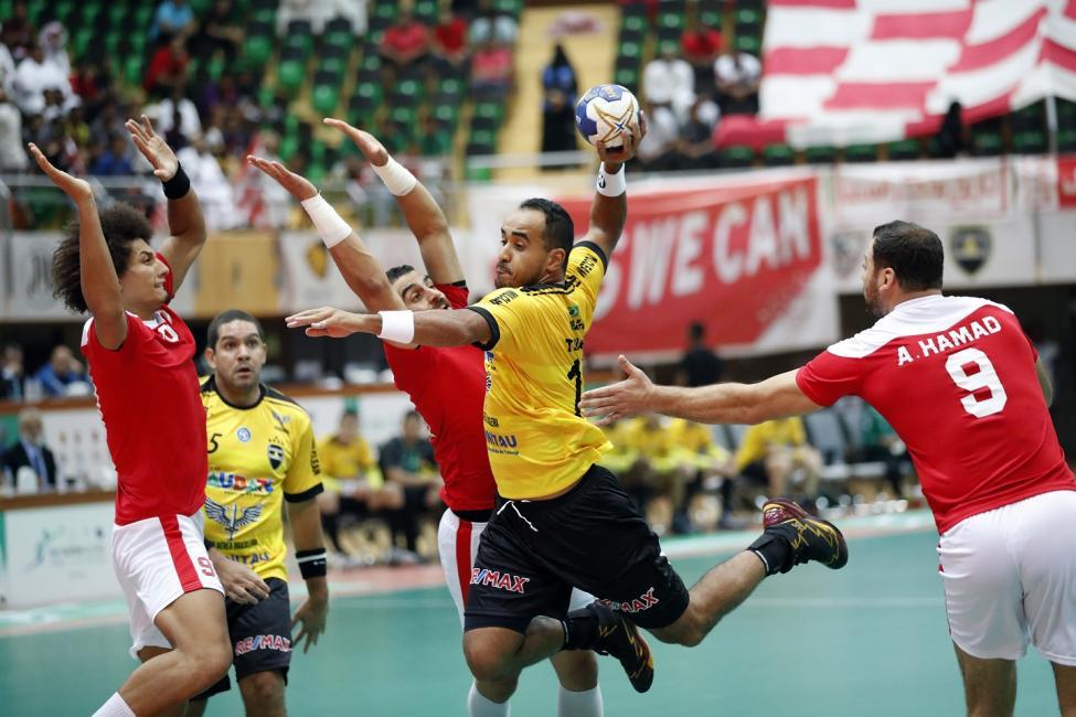 Al Wehda vs Taubate