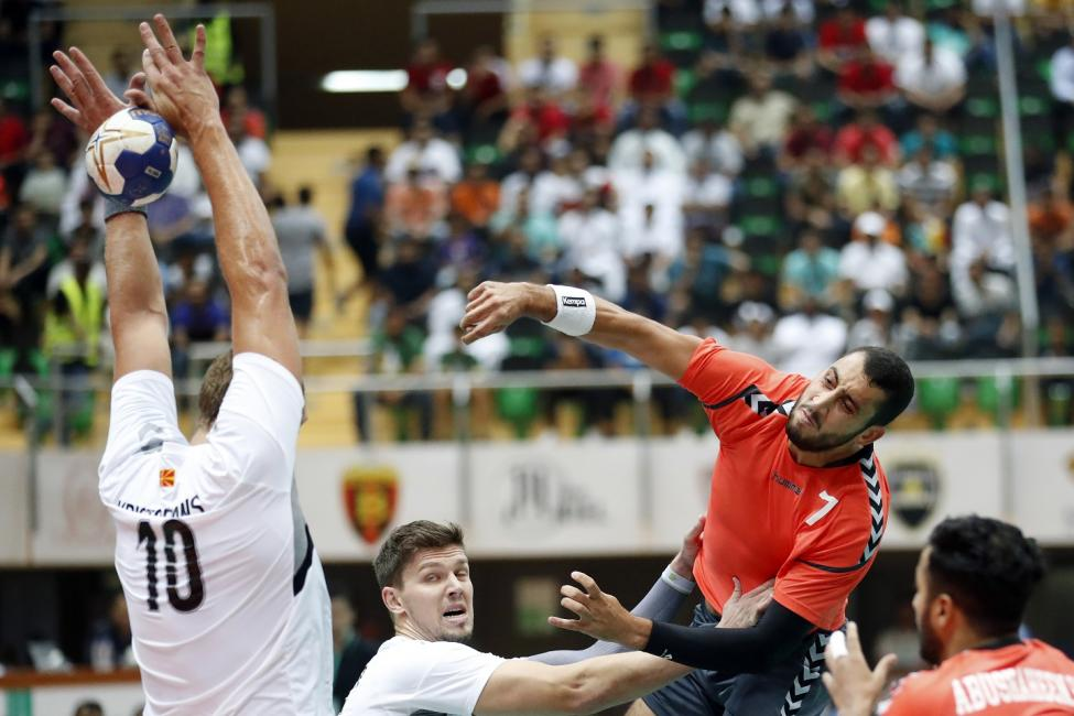 Vardar vs Al Mudhar