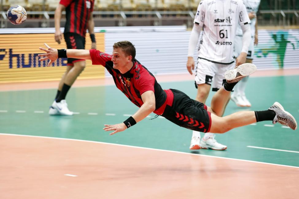 Vardar vs THW Kiel
