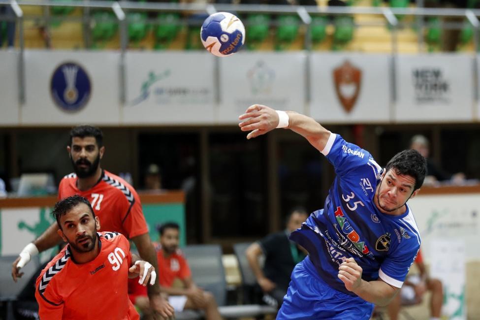 Taubate vs Al Mudhar