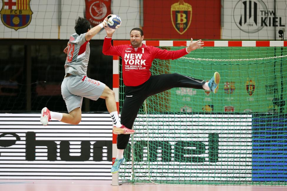 New York City Team Handball vs Al Duhail