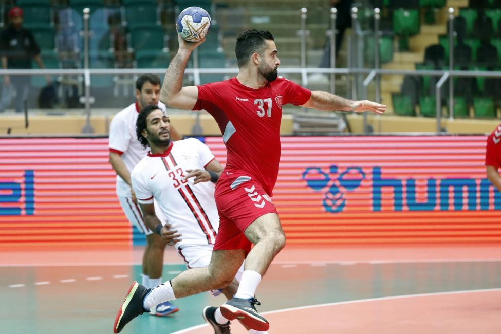 Al Duhail vs Zamalek
