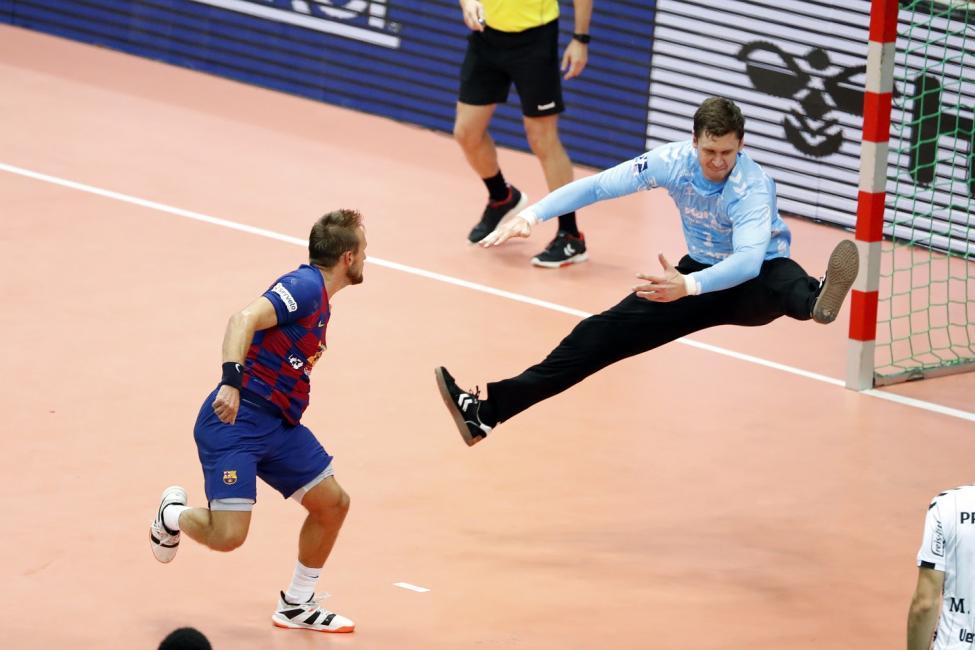 THW Kiel vs Barça