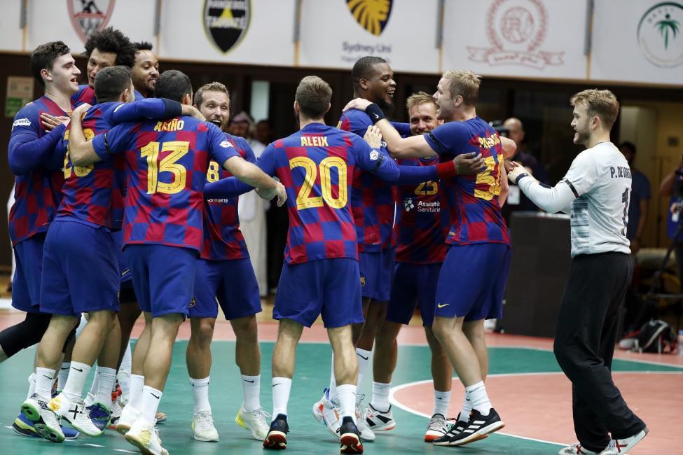 Winners Barça