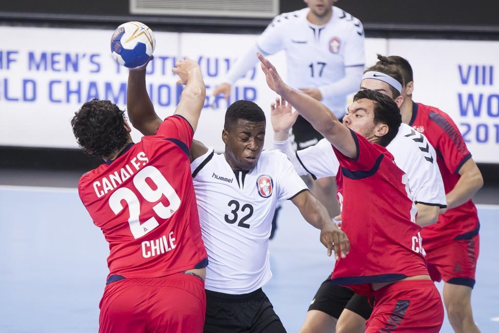 Chile vs Canada