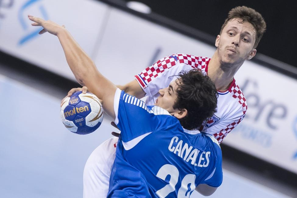 Chile vs Croatia