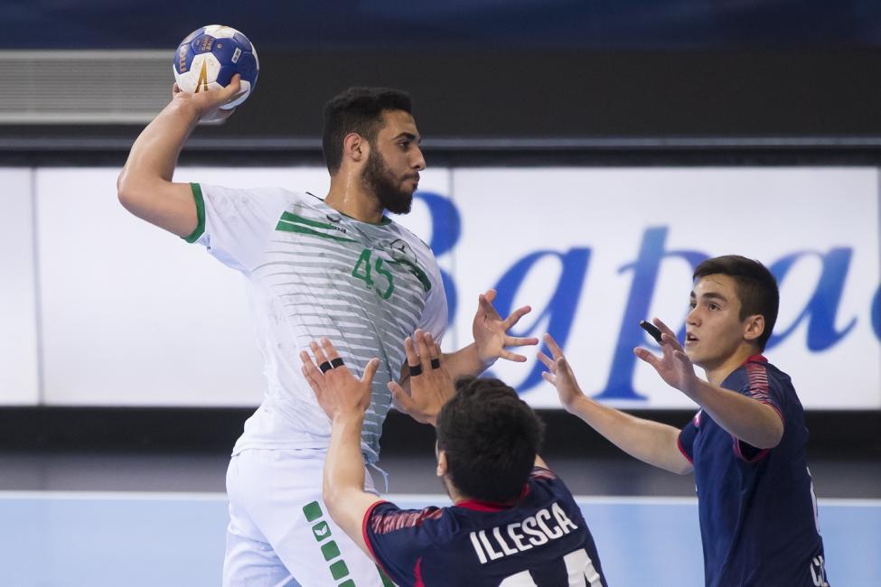 Chile vs Saudi Arabia