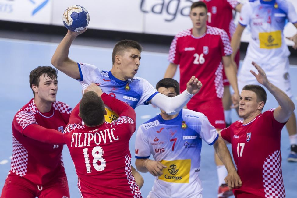 Croatia vs Spain