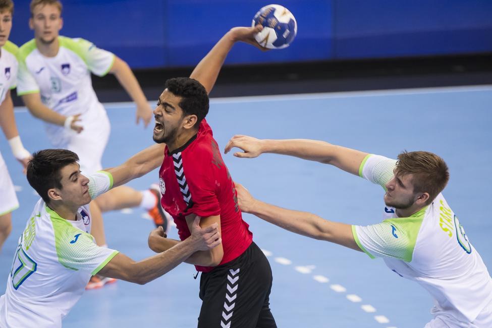 Egypt vs Slovenia