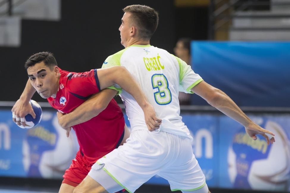 Slovenia vs Chile