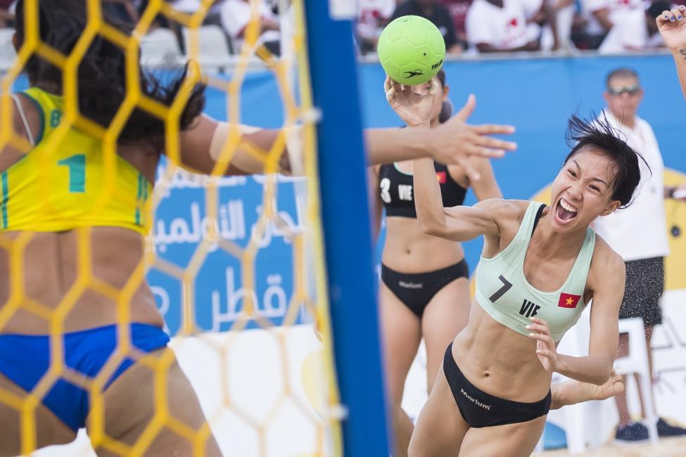 Brazil vs Vietnam