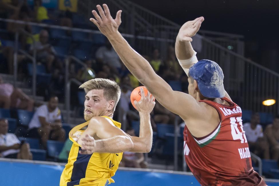Hungary vs Sweden