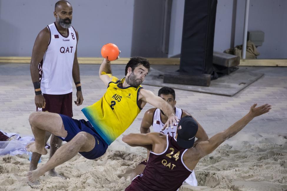 Australia vs Qatar